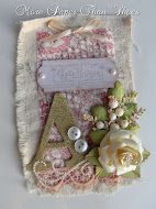 Altered Fabric Tag
