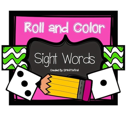http://www.teacherspayteachers.com/Product/Roll-and-Color-Sight-Words-1446829