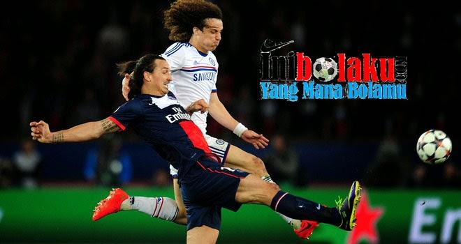 David Luiz Resmi Berseragam PSG Musim Depan