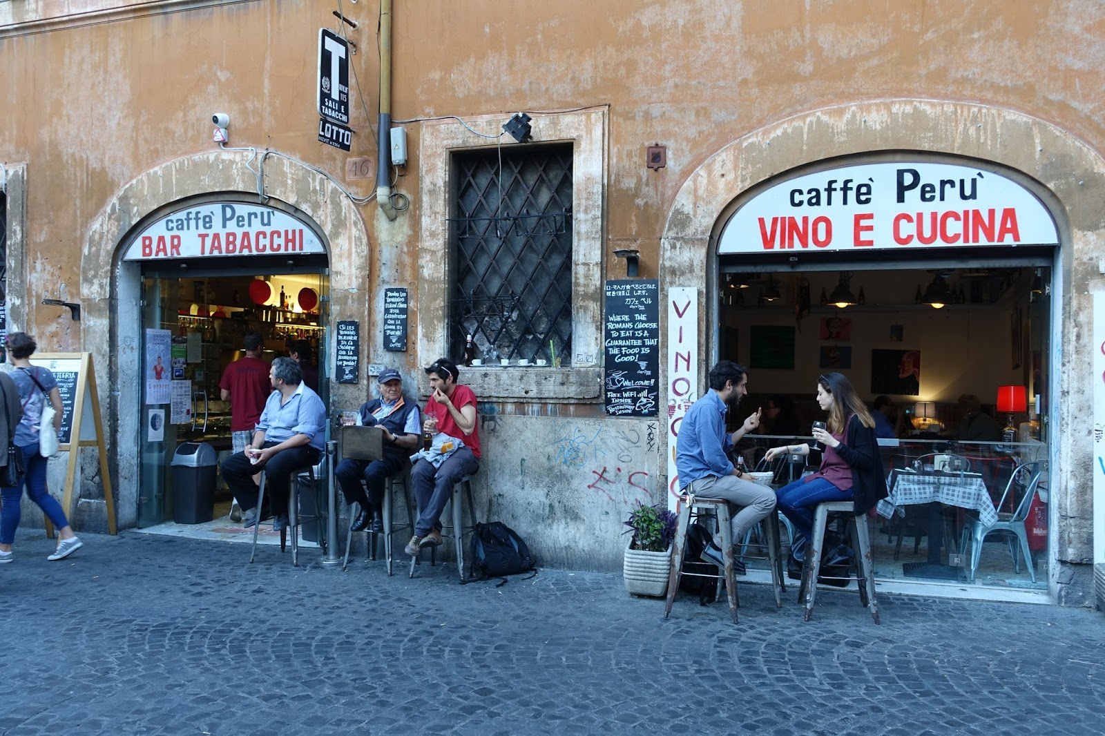 Rome The Second Time Rome Aperitivo Hour 4 Rst Quot Bar Quot Picks