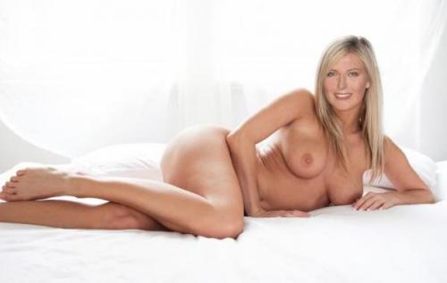 Has Maria Sharapova ever been nude?
