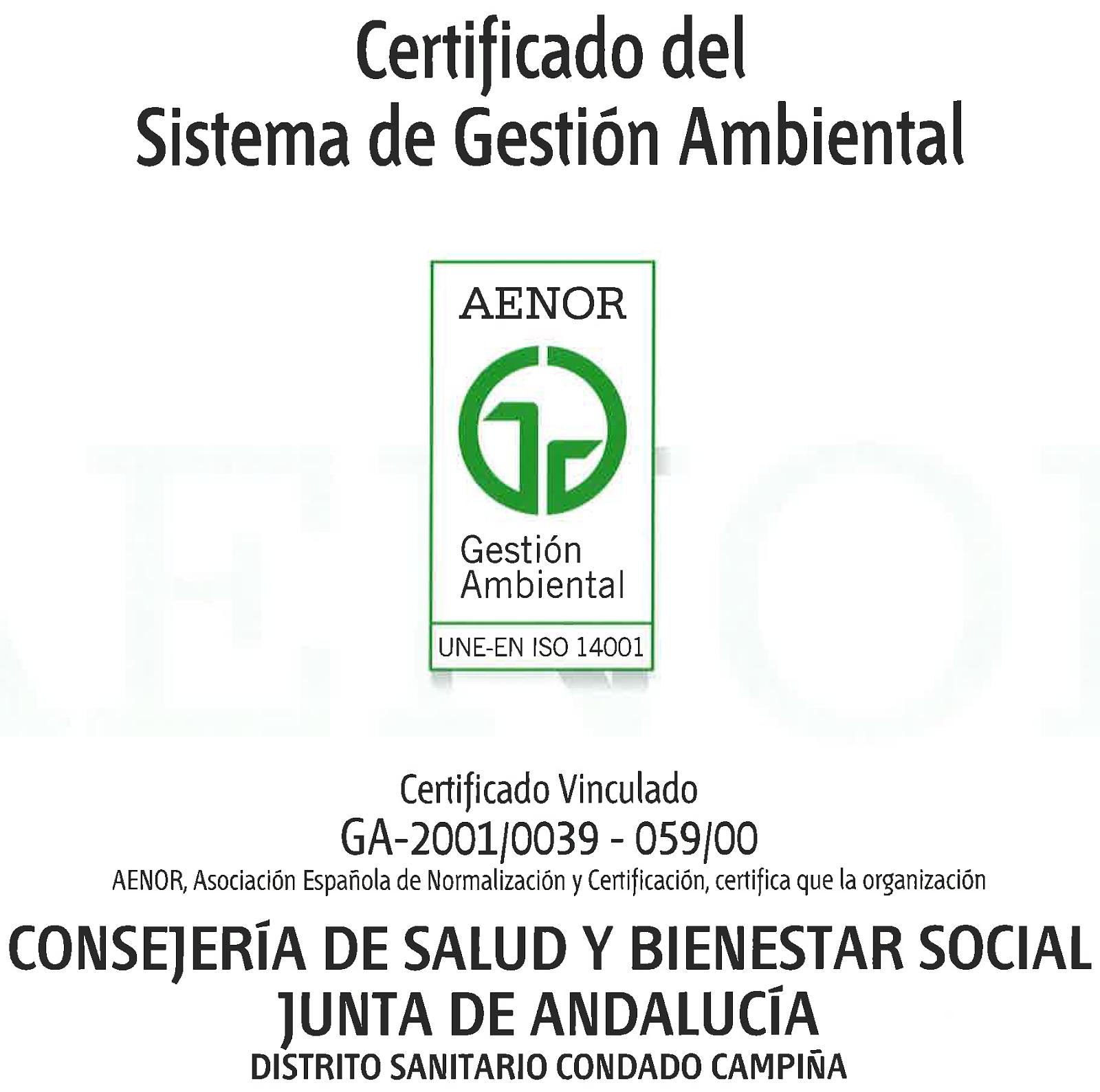 Certificado SGA_DSCC