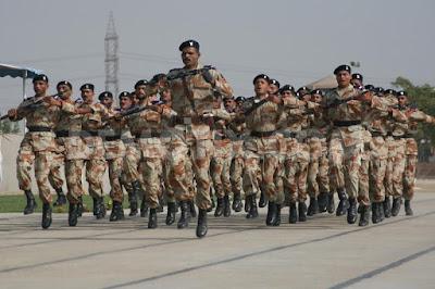 Pakistan Rangers Helpline