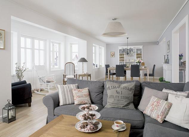 Una vivienda con estilo rom ntico vintage blogs de - Casas estilo romantico ...