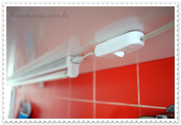 como melhorar a iluminação da cozinha