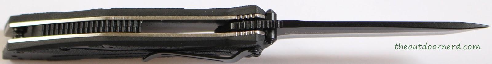 Kershaw Brawler Pocket Knife Product Image 3