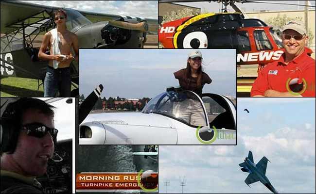 10 Pilot Pemberani yang paling Luar Biasa di Dunia