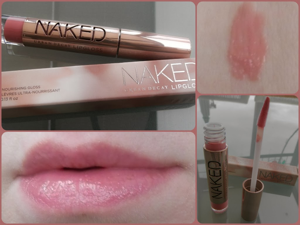 The Gloss for the Gloss haters: Urban Decay Ultra