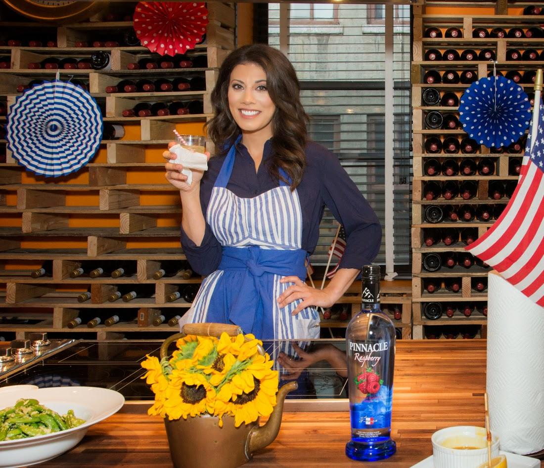 Celebrity Chef Claire Claire Robinson