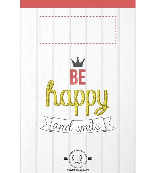 fondo iphone original be happy