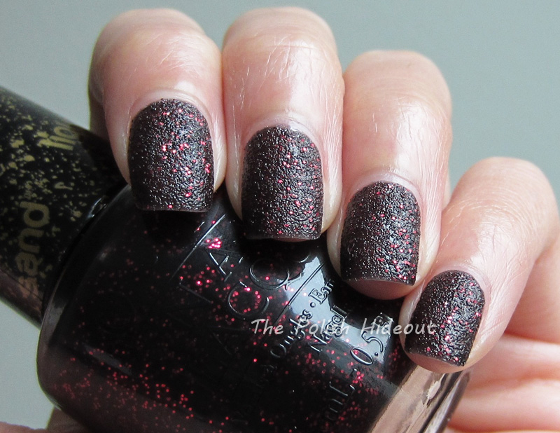 The Polish Hideout: OPI Stay the Night