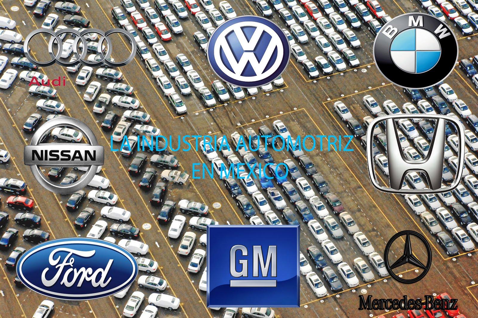 El Sistema Automotriz en Mexico