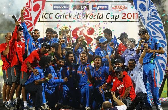 world cup 2011 winners celebration. WORLD CUP CRICKET 2011 WINNER