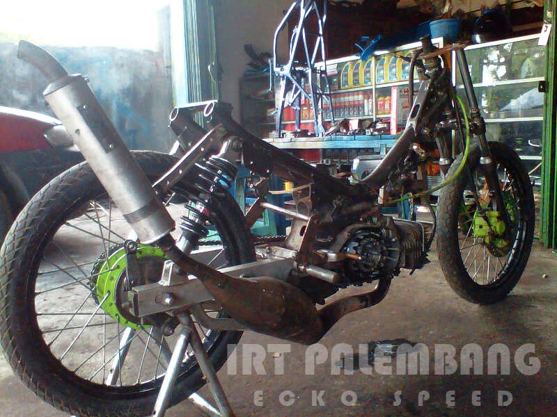 Drag Bike Palembang IFO seri 1 DRAG COMPETITION 26-27 januari 2013