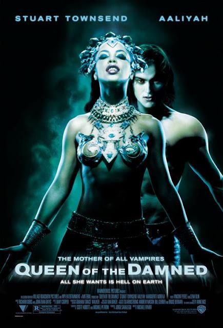 Queen Of The Damned ราชินีแวมไพร์ กระหายนรก