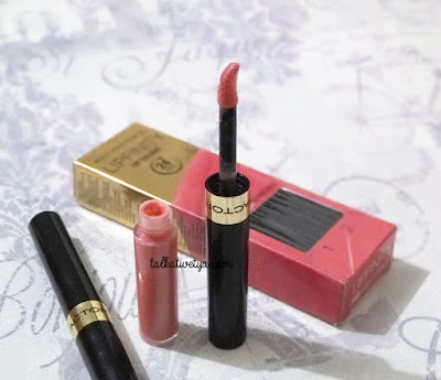 Max Factor Lipfinity step 1 - Lip colour