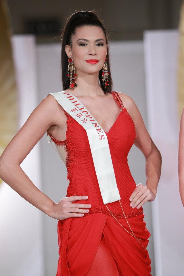 gwendoline ruais,first runner up