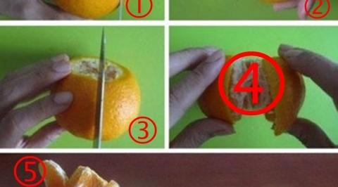 Dicas descascar frutas rápido e simples