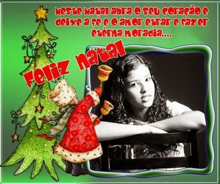 Fazer Cartao com fotos para o natal Aprenda a montar um cartão de Natal photoshop