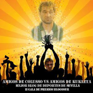 PALMARÉS: Mejor blog de deportes de Sevilla (y del mundo)