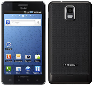 samsung infuse 4g android picture