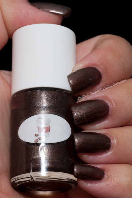 The Nail Junkie Coffee