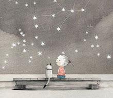 Céu estrelado...