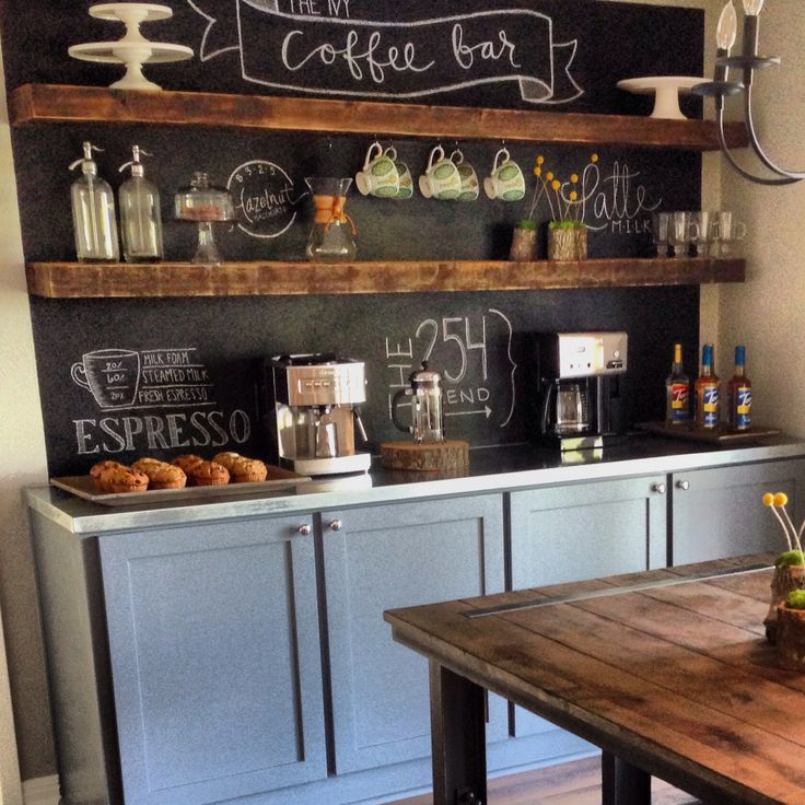 Coffee Bar Ideas Thoughts Will Make Your House Look Fabulous And You Most Likely The Of Espresso In Home