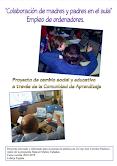 COMUNIDAD DE APRENDIZAJE.PROYECTO CON PORTATILES.