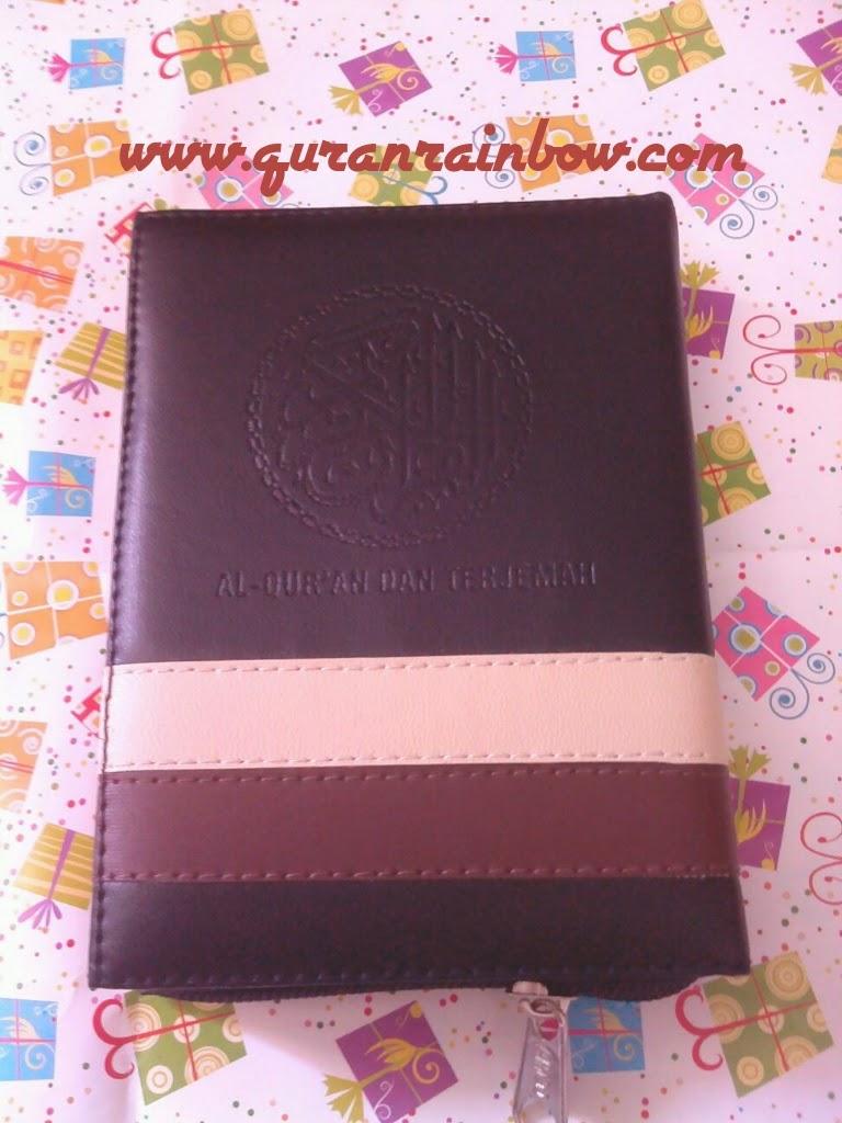 Al-Quran Saku, Al-Quran Saku terjemahan cover unik, Al-quran saku resleting, jual al-quran saku unik, jual al-quran saku terjemahan cover unik