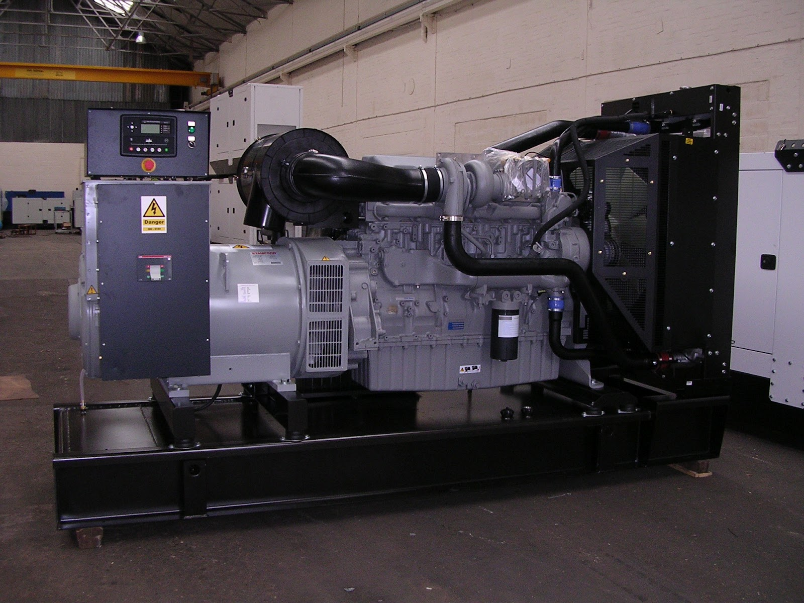 Generator and UPS installations Standby Power UK 500kVA UK