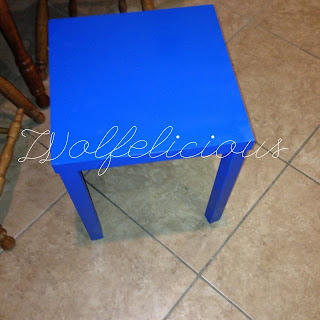 Photo of Before Table