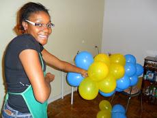 Curso de Decoraçoes com Balões