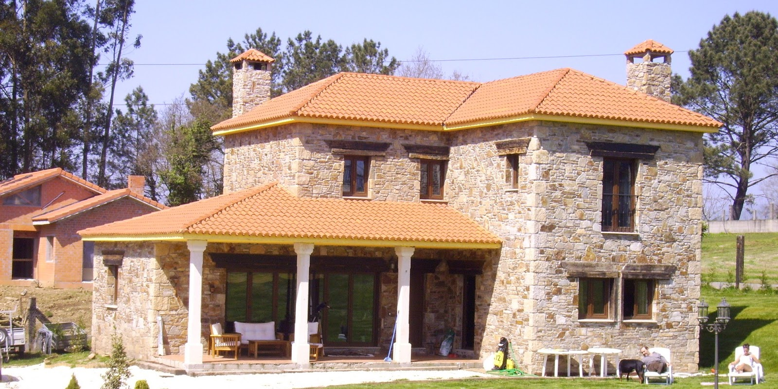 Curiosidades de la arquitectura grupo mera o - Casas de madera galicia precios ...