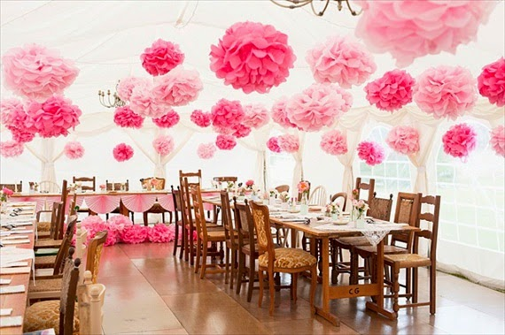 http://emmalinebride.com/themes/pink-ombre-wedding-inspiration/