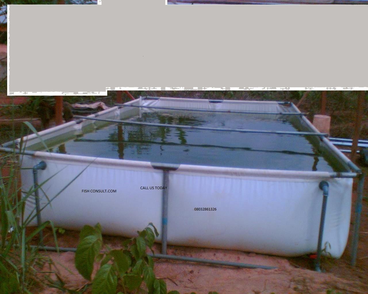 Fish farming pond design for Fish pond design in nigeria