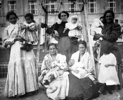 Inmigracion 1911