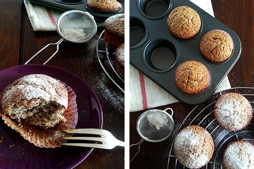 Vegan Selbstversuch Fazit  Holunderweg 18 Foodblog Zitronen-Mohn-Muffins