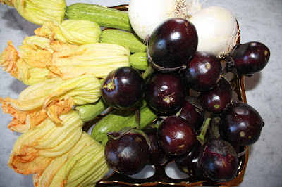 verdure ripiene cucina ligure