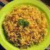 Tomato Bath recipe - Indian Tomato rice recipe