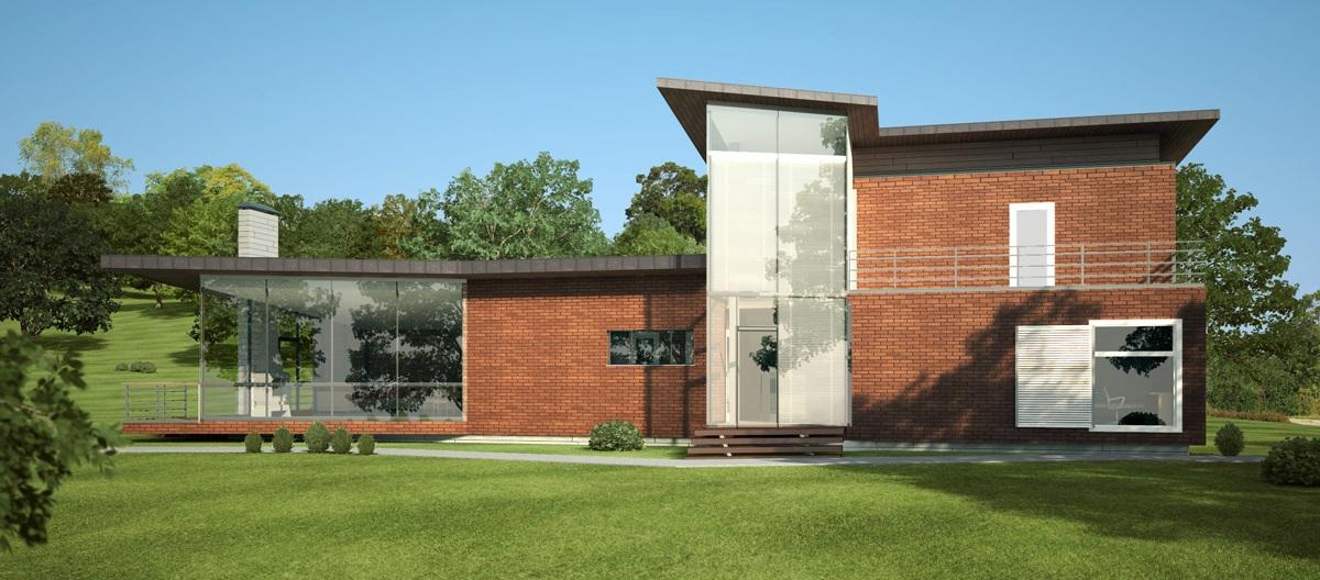 Images for modern house design plans