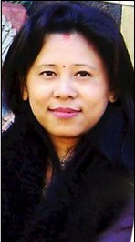 Nepali Story Writer Bina Tamang
