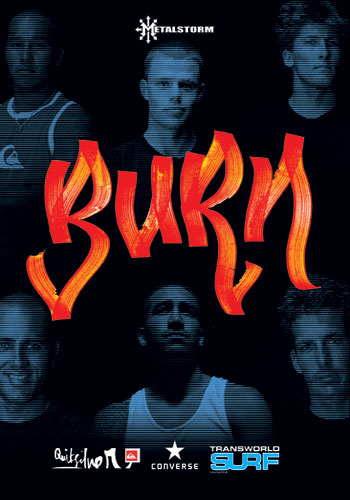 Burn surf video quiksilver