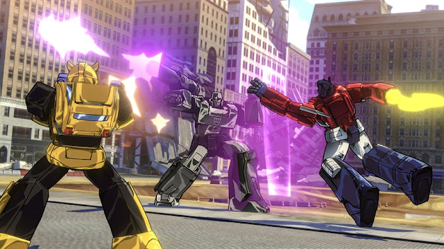 Transformers Devastation PC Game Download Photo