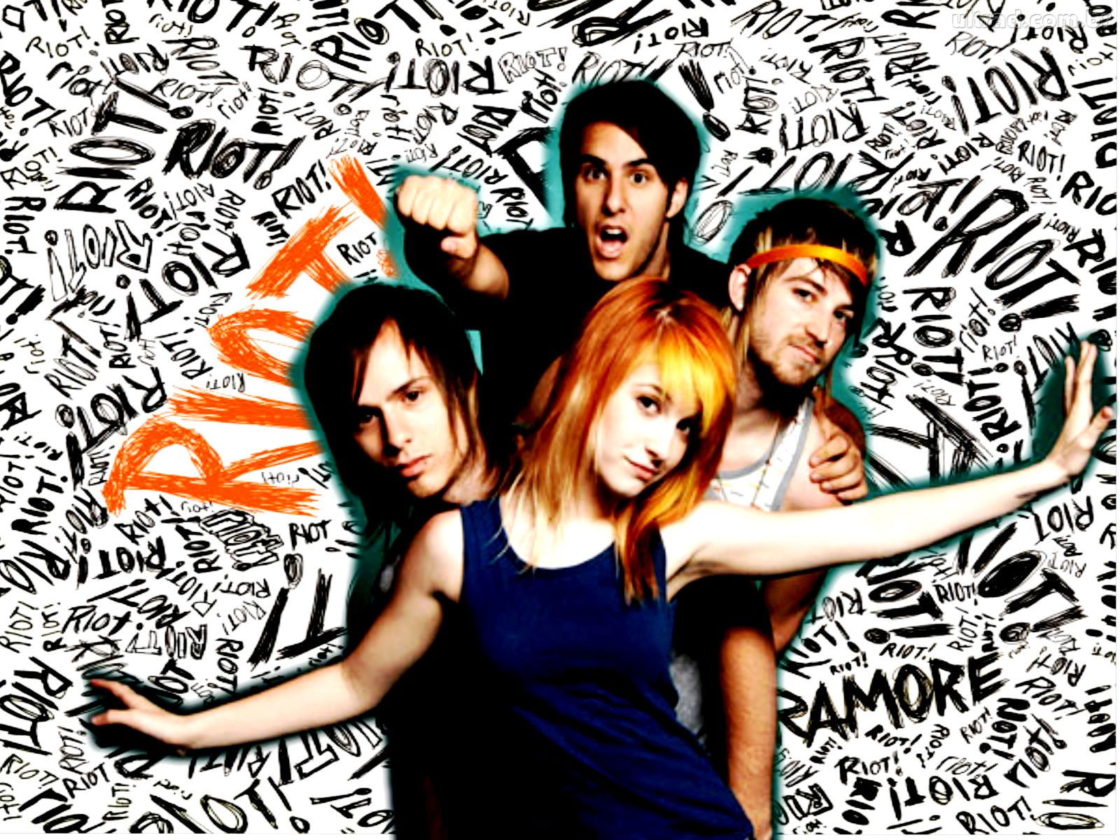 Paramore Riot