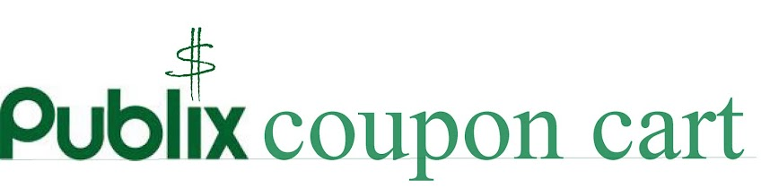 Publix Coupon Cart