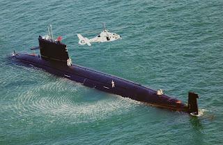 kapal selam type 09 shang class