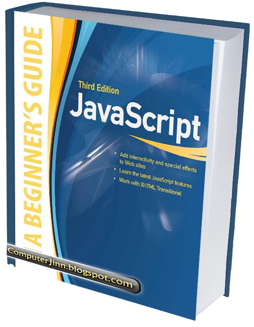 Download JavaScript A Beginner's Guide eBook