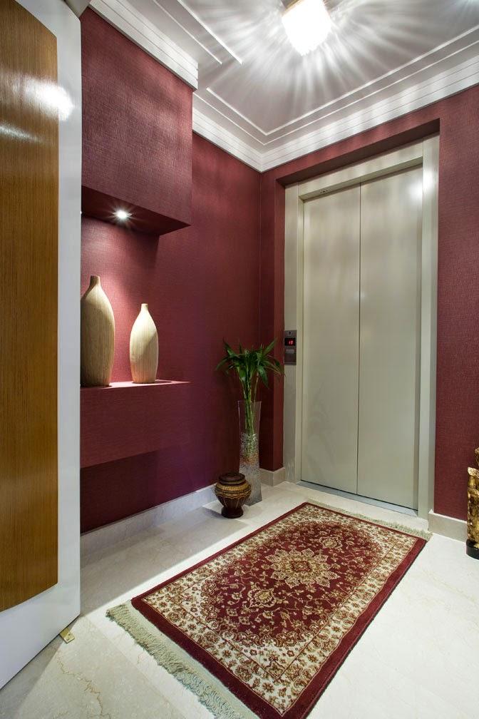 J sim es engenharia ltda dicas para decorar o hall de entrada - Decorar entrada piso ...