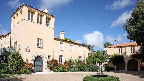 Historic Homes In Florida  The Ballinger House  A  K  A